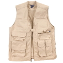 5.11 Tactical 5-80008162L Taclite Vest, Tdu Khaki, Large