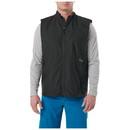 5.11 Tactical 80024-019-S Cascadia Windbreaker Vest, Black, Small