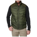5.11 Tactical 80026-191-2XL Peninsula Insulator Vest, Moss, 2X-Large