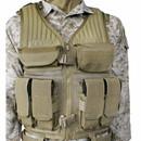 BLACKHAWK 30EV03DE Omega Elite Tactical Vest, Desert