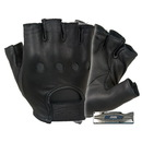 Damascus Worldwide DM-D22SSM Leather Driving Gloves, Small