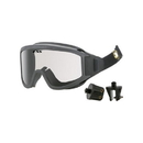 ESS 740-0268 Innerzone 2 - Two-Piece Strap W/Snap-On/Snap-Off Mounting Brackets, Clear Lens