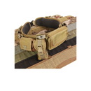 HIGH SPEED GEAR 31PB00CB Sure Grip Padded Belt, Coyote Brown, Small