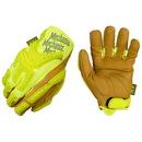 MECHANIX WEAR CG40-91-012 Mechanix Wear-Commercial Grade Hi-Viz Heavy Duty Glove, Yellow, 2X-Large