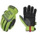 MECHANIX WEAR SFF-91-008 Mechanix Wear-Hi-Viz Fastfit Glove, Yellow, Small