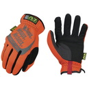 MECHANIX WEAR SFF-99-010 Mechanix Wear-Hi-Viz Fastfit Glove, Orange, Large