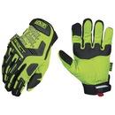 MECHANIX WEAR SMP-91-011 Mechanix Wear-Hi-Viz M-Pact Glove, Yellow, X-Large