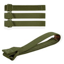 MAXPEDITION 9905G 5  Tactie Attachment Strap (Pack Of 4), Olive