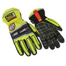 RINGERS GLOVES 337-11 Ringers Gloves - Hybrid Extrication Hi-Vis, X-Large