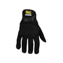 Ringers Gloves 353-11 Rope Rescue Glove, Black, X-Large