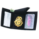 Strong Leather 70000-0002 Ballistic Tri-Fold Wallet, 000