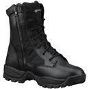 SMITH & WESSON 12001-100-8W Breach 2.0 Waterproof 9  Side Zip, Black, 8, Wide
