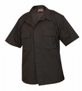 TRU-SPEC 1000008 Truspec - Shirts-Tactical Shirt-Shortsleeve, Black, 3Xl