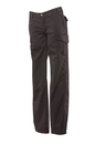 TRU-SPEC 1124009 24-7 Ladie's Ems Pants, Black, 16