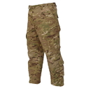 TRU-SPEC 1275005 Tru Trousers, Woodland, Large, Regular, 50/50 Nylon Cotton Rip Stop Material