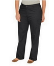 TRU-SPEC 1523002 Truspec - Bdu Trousers, Regular, X-Small, 100% Cotton Rip-Stop, Black