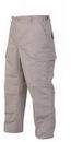 TRU-SPEC 1523044 Truspec - Bdu Trousers, Black, 100% Cotton Rip-Stop, Medium, Short