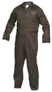 TRU-SPEC 2653025 27-P Flight Suit, Large, Long, Black