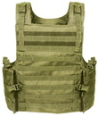 Voodoo Tactical 20-839907000 Armor Carrier Vest - Maximum Protection, Coyote