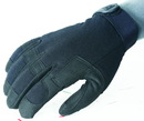 VOODOO TACTICAL 20-9120001092 Crossfire Gloves, Black, Small