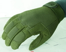 Voodoo Tactical 20-912004094 Crossfire Gloves, Large, Od Green