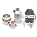 Kelly Kettle 50114 Stainless Medium Scout  - Complete Kit