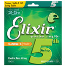 Elixir - Low B Single (.125-L)
