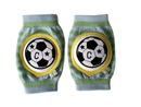 CRAWLINGS Kiwi Green Soccer Knee Pads