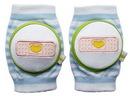 CRAWLINGS Blue Bandage Knee Pads