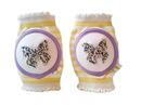 CRAWLINGS Sugar Cookie Butterfly Knee Pads