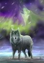 Starlinks AN59 Aura Wolf Card (6 Pack)  By Anne Stokes