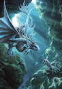 Starlinks AN72 Water Dragon Cards - 6 Pack