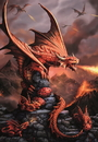 Starlinks AN73 Fire Dragon Cards - 6 Pack