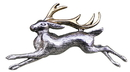 Starlinks BB11B The Jackalope for Warrior's Strength Brooch by Briar