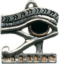 Starlinks JA05 Eye of Horus Amulet for Health, Strength, and Protection