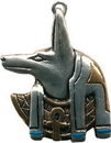 Starlinks JA11 Anubis Amulet for Guidance on Life's Journey