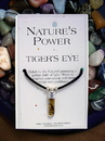 Starlinks Nature's Power NM124 Tiger's Eye Pendant for Courage and Confidence