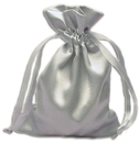 Starlinks PS05 PS05 Silver Satin Pouches (12 pcs)