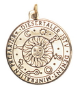Starlinks Star Charms SCB86 Sun Talisman for Wealth, Health, & Happiness