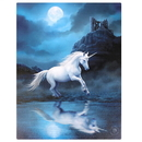 Starlinks WP105AS Moonlight Unicorn Canvas Print By Anne Stokes