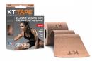 Kt Tape Gentle,20 Precut,10 Inch Strip,Beige