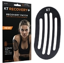 Kt Tape Recovery,Edema Patch,4 Piece,Black