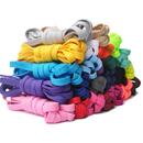 TopTie 60 Pairs Assorted Color Premium Shoelaces 46 Inch (15 Ramdon Colors)