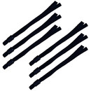Aspire 100 Pieces Cotton Straps 4 Inch Adjustable DIY Accessories