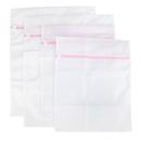 Aspire Delicates Laundry Wash Bags, Set of 4 (2 Medium & 2 Large)