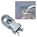 LINDY 20909 Security Slot Locking Bolt for Notebooks and LCD Monitors