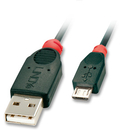 LINDY 31664 1m USB Micro B Cable