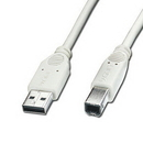 LINDY 31812 50 x 3m USB 2.0 A/B cable, box