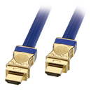 LINDY 37411 1m High Speed HDMI Cable - Premium Gold