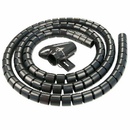 LINDY 40581 Spiral Cable Tidy, 5m, 25mm Diam.
